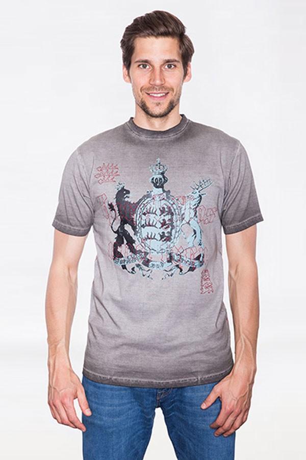 T-Shirt Furchtlos und Treu
