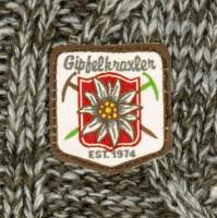 Preview: Strickweste 'Gipfelkraxler' (Baby Strickjacke)